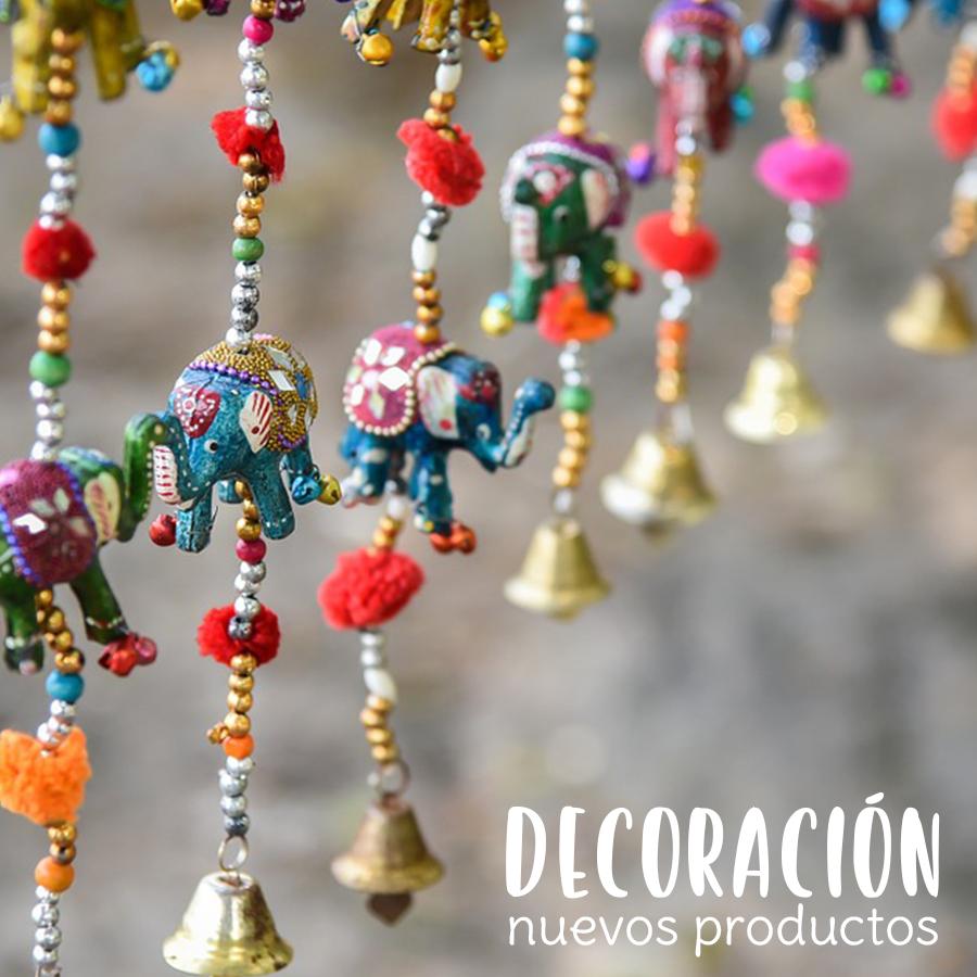 decoración étnica