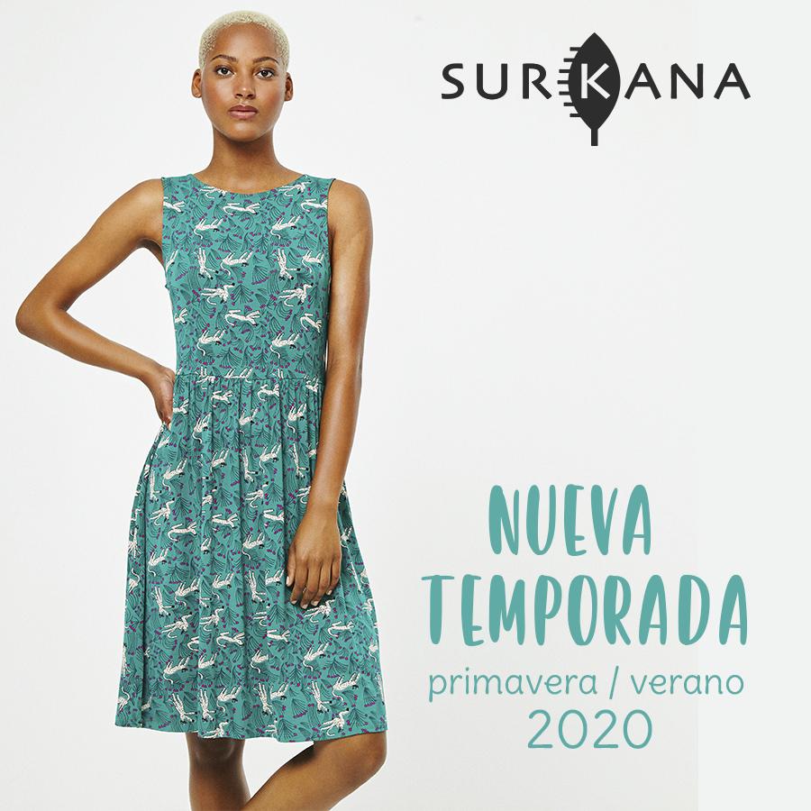 ropa surkana primavera verano 2020
